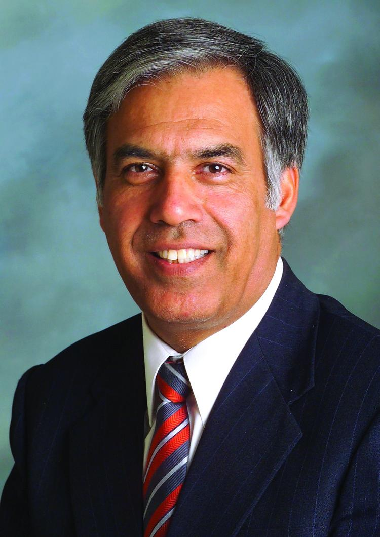 San Jose State President Mohammad Qayoumi said using new technologies to support student learning is a top priority for the university.