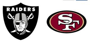 Oakland Raiders San Francisco 49ers