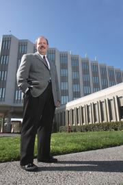 Paul Tucker, associate administrator at Regional Medical Center of San Jose, was the Energy Manager Winner at the 2011 Energy Awards.