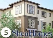 No. 5: Shea Homes Address: 2580 Shea Center Drive, Livermore 94550  Number of homes sold in Silicon Valley in 2012: 90  Top local executive: Layne Marceau, president, No. California