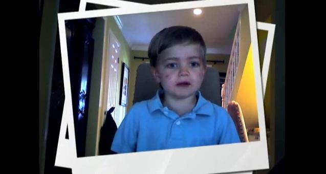 """This is 5-year-old Rhett, who is being treated for acute leukemia and made a special pitch that convinced more than 20 VCs to auction themselves for a lunch to benefit the Bay Area Leukemia & Lymphoma Society.Click here to watch his video, """"Dear Mr. VC."""""""