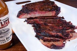 Salt Lick BBQ ribs