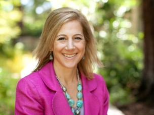 Stephanie Tilenius, executive-in-residence at Kleiner Perkins Caufield & Byers