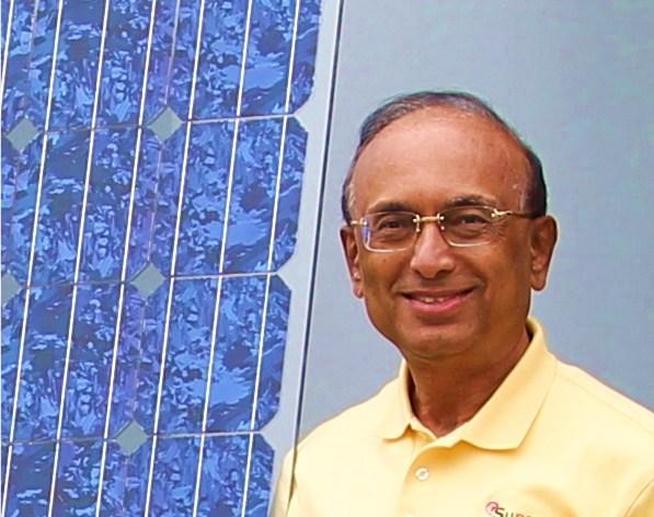 Sunpreme and its CEO Dr. Ashok Sinha said it raised $50 million in financing.