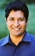 """Venky Ganesan, who joined Menlo Ventures as a managing partner, talked with Startup Now's Cromwell Schubarth about his investment strategy, why he idolizes Warren Buffett and why he will never watch the Facebook movie, """"The Social Network."""""""