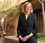 Whitman's HP salary is $1, but compensation is $16.5 million