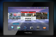 Research in Motion Ltd.'s Blackberry PlayBook tablet has been adding features to make it more competitive.