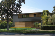 An exterior rendering of a 2,560 square foot prefab home by Connect:Homes,  which starts at $448,000 including delivery and installation.