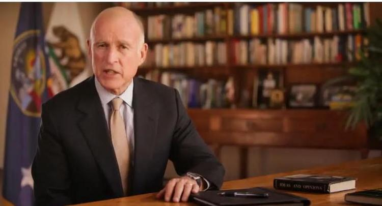 California Gov. Jerry Brown said over the weekend that the state's projected deficit has mushroomed to $16 billion and he will outline deeper budget cuts Monday.