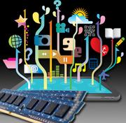 MEMORY: To handle more demanding games and apps, a boost in RAM will be needed. Some pundits expect it to go from the 512MB of the iPad 2 to as much as 1GB on the iPad 3.