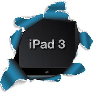 Apple is expected to introduce the next generation of its iPad in March. Click through the photo gallery to see what it may have.