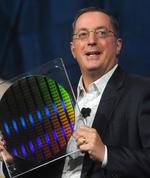 Intel Corp. boss <strong>Otellini</strong> says economy still 'tough'
