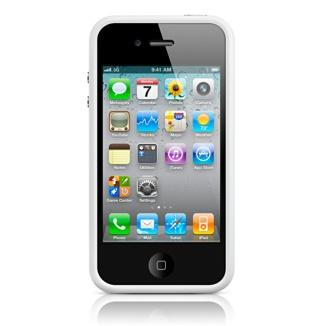 """Apple over the weekend promised to pay $15 or give a free """"bumper"""" case to users who complain about problems with reception on their iPhone 4."""