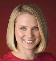 Marissa Mayer of Google, who isn't yet on the board, but is up for election.