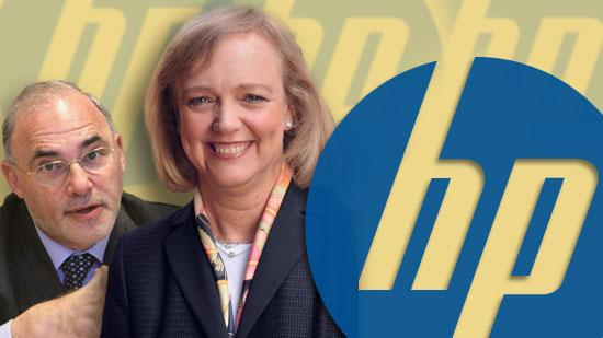 HP CEO Meg Whitman and former CEO Leo Apotheker answered some questions Tuesday about the $11.1 billion acquisition of British software company Autonomy. But Tuesday's $8.8 billion writedown on the deal assures there will be months or even years of more grilling on the topic.