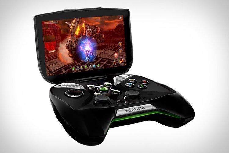 Nvidia's Project Shield prototype
