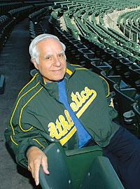 Oakland A's co-owner Lew Wolff