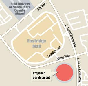 Big retail neighbor in store for Eastridge mall