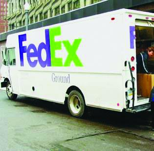 Henry Maier will take over FedEx Ground after David F. Rebholz retires in May.