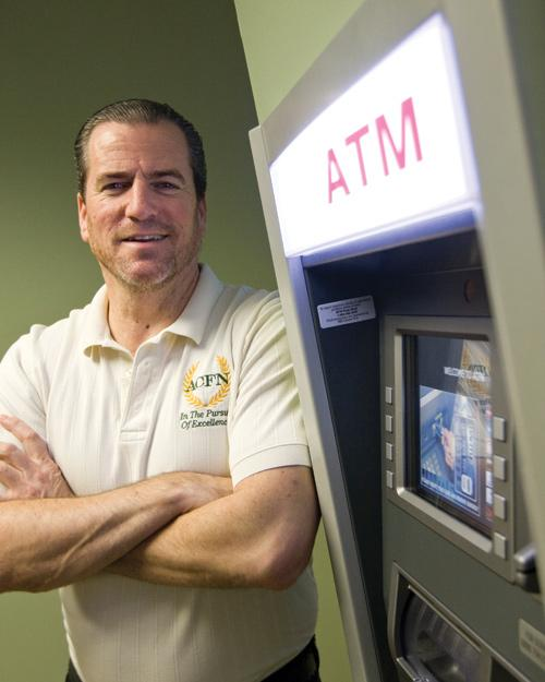 CEO Jeffrey Kerr plans to expand his network of franchised ATMs from 1,350 locations now to 2,000 within 18 months.