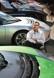 Tesla Motors CFO Deepak Ahuja was named the Small Public Company winner in the Silicon Valley/San Jose's 2010 CFO of the Year Awards.