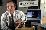 Mountain View-based Covia CEO Dave Kahn's company won the Silicon Valley/San Jose Business Journal's Emerging Technology Award for Security.