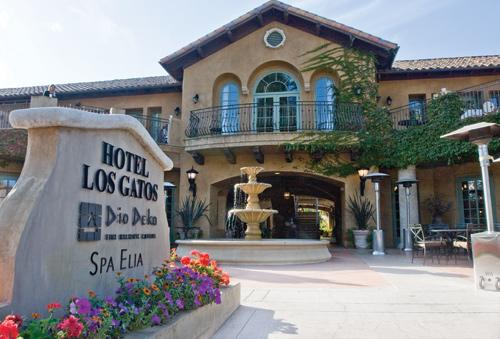 Hotel Los Gatos filed for bankruptcy protection in December 2010.