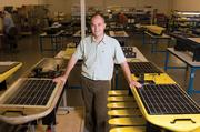 Roger Hine is the CEO of Liquid Robotics Inc., a Sunnyvale company that was a finalist for the Silicon Valley/San Jose Business Journal Emerging Technology Award for Environment.