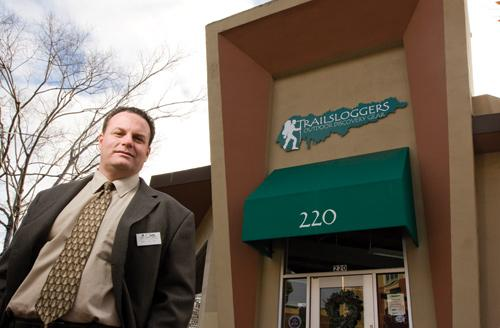 Neil Collins, executive director of the Campbell Chamber of Commerce, supports increases to city business fees.