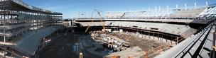 Electrifying the new 49ers' stadium, part by part        When the NFL 49ers move into their new Santa Clara stadium, the score will be the only tally that matters. Right now, electrical inventory tells the story by the numbers: 16,000 Lighting Fixtures320 miles of conduit used to house cables and wires11,900 electrical outlets5,500 fire alarms500 miles of low-wattage fiber optic cable900 wireless access points