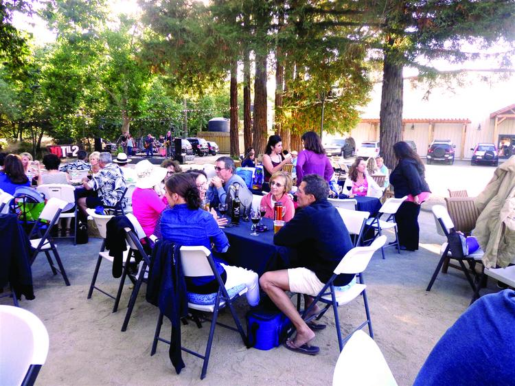 Jason-Stephens Winery's summer music series could cost the winery permitting fees in the future