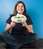 Social/economic impact winner: CEO Karina Pikhart's company, 6dot Innovations, is known for its portable Braille labeling machine. The startup is in the process of shipping its first units to customers nationwide.