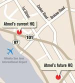 Atmel to move HQ to Brocade space in San Jose