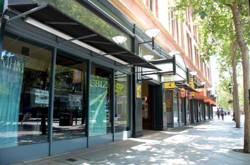 Burr Pilger Mayer Inc. announced May 19 that it agreed to acquire the tax and accounting business of CBIZ Inc.'s downtown San Jose branch, shown here.