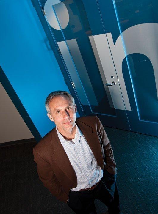 Steve Sordello, LinkedIn CFO, joined Santa Clara University's board of trustees.