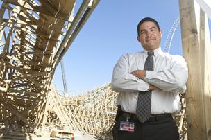 Raul Rehnborg, VP and general manager of California's Great America, hosts thousands of participants during the American Cancer Society's Courageous Kids Day event at the amusement park each Mother's Day. The annual event, which benefits cancer patients, has endured more than two decades and three park operators.