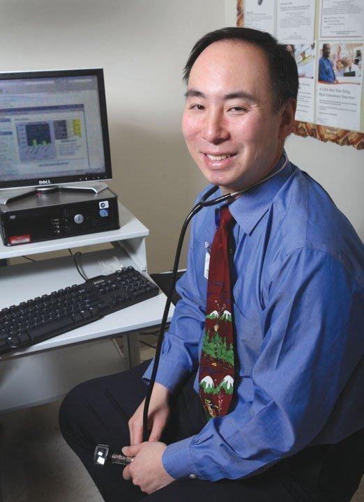 Future Leader Winner Albert S. Chan, Palo Alto Foundation Medical Group