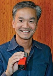 Consumer technology winner: Lytro's light field camera created a huge buzz in the tech world and mainstream media even before entering the market. Its Executive Chairman is Charles Chi.