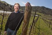 Bill Murphy founded Clos LaChance Winery in San Martin after running a backyard winery in Saratoga.