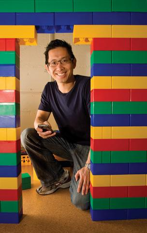Peter Pham, co-founder of Color Labs Inc.