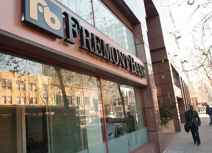 Fremont Bank, with about 700 employees, obtained the funds through a private placement, not a public offering.