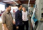 Vuong family finds 'Golden' opportunity for Golden Bay Machining through SBA loans