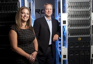 Brother-and-sister team Stacy and Mike Thompson have grown IT consulting business Groupware's revenue nearly 80 percent over the past three years.