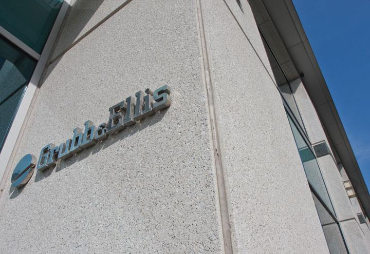 Grubb & Ellis, which filed for Chapter 11 bankruptcy protection, is being bought by New York-based  BGC Partners.