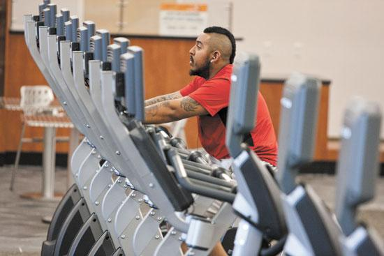 Gym chains continue to seek deals in Silicon Valley.