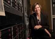 Networking General Manager Bethany Mayer says Hewlett-Packard has the broadest open network offering.