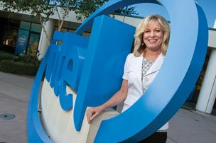 Lifetime Achievement Winner, Diane Bryant, Intel Corp.