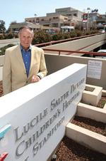 Hospitals get built with <strong>Sobrato</strong> backing, influence