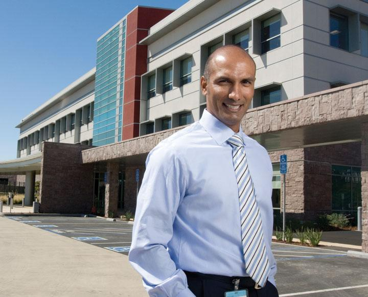 Dr. Srinivas Ganesh, the lead physician at the San Mateo offices, said the new space will help more than 40,000 Kaiser members in the area and cover services from family medicine and pediatrics to optometry.