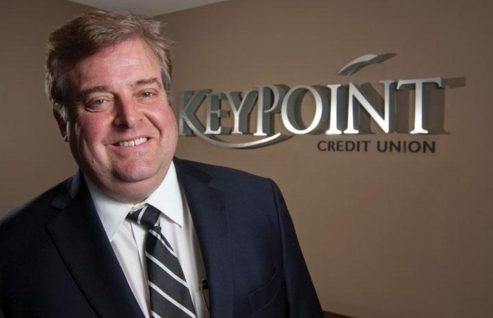 Brad Canfield helped turn around 1st Security Bank of Washington. He was recently named CEO at KeyPoint Credit Union, which is the seventh-largest credit union in Silicon Valley.